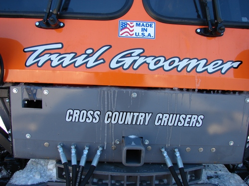 New Trail Groomer