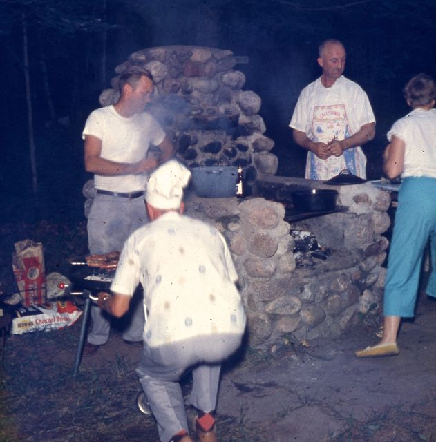 1958 cooking steaks with mr thompson, herl