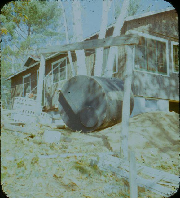 1959 septic tank