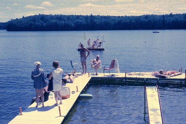 Resort 1970 Dock Bill Rindell